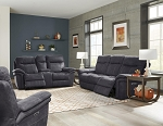 Marcia Full Power Reclining Sofa and Loveseat